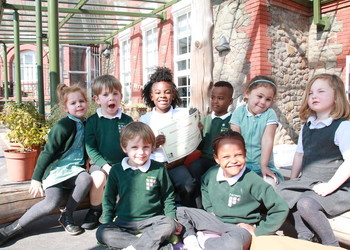 EYFS awarded 'The Bristol Standard'