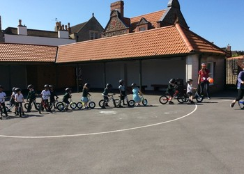 Bikeability for Reception