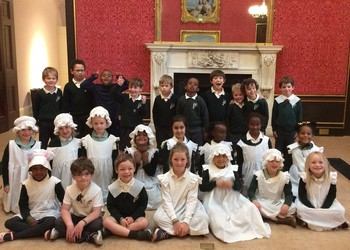 Year 1 visit Blaise Toy Museum