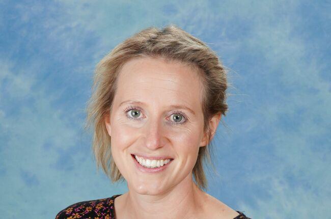 Naomi Trott